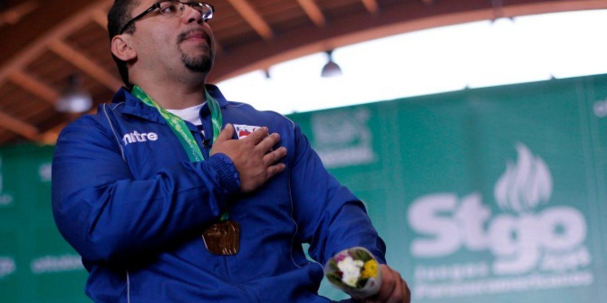 Pesas Paralímpicas: Chile gana dos nuevas medallas de oro en Colombia