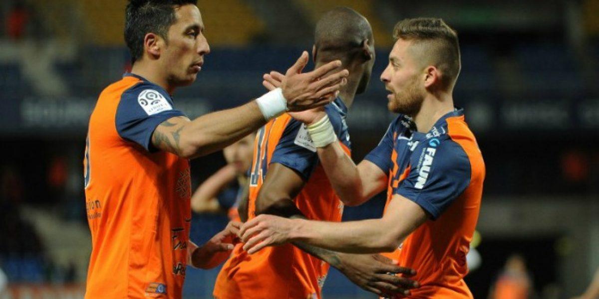 Lucas Barrios sigue en racha en Francia y acecha a Zlatan Ibrahimovic