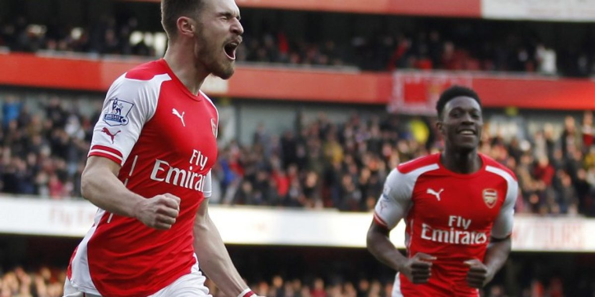 Arsenal venció a West Ham y se consolida en la Premier League