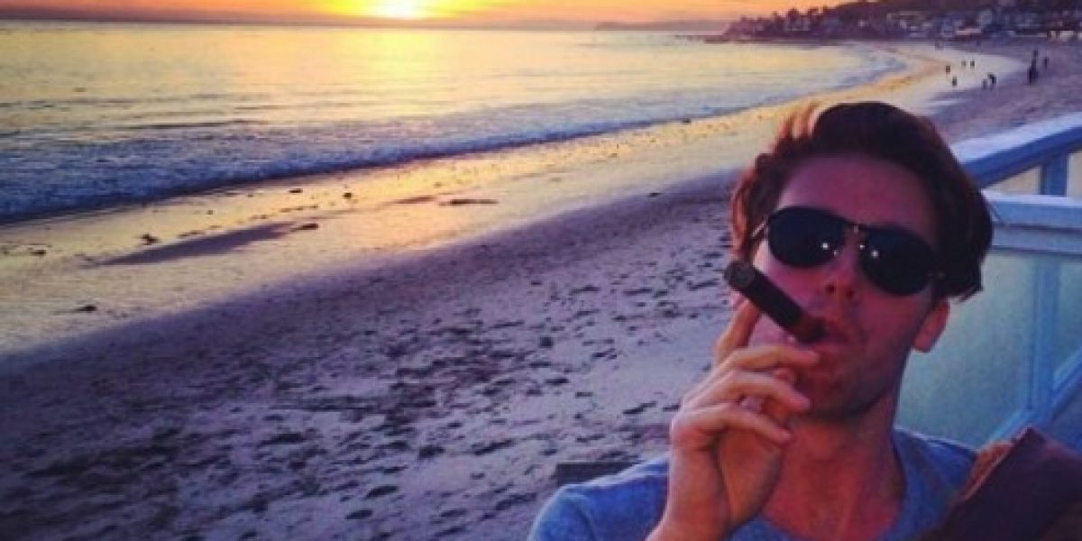 FOTOS: El novio de Miley Cyrus agredió a un paparazzi