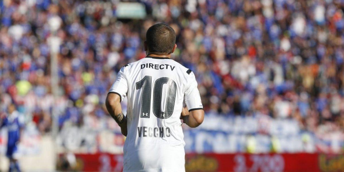 Emiliano Vecchio destacó