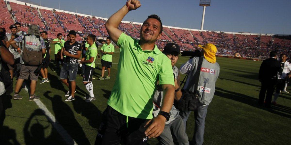 Tapia y la victoria:
