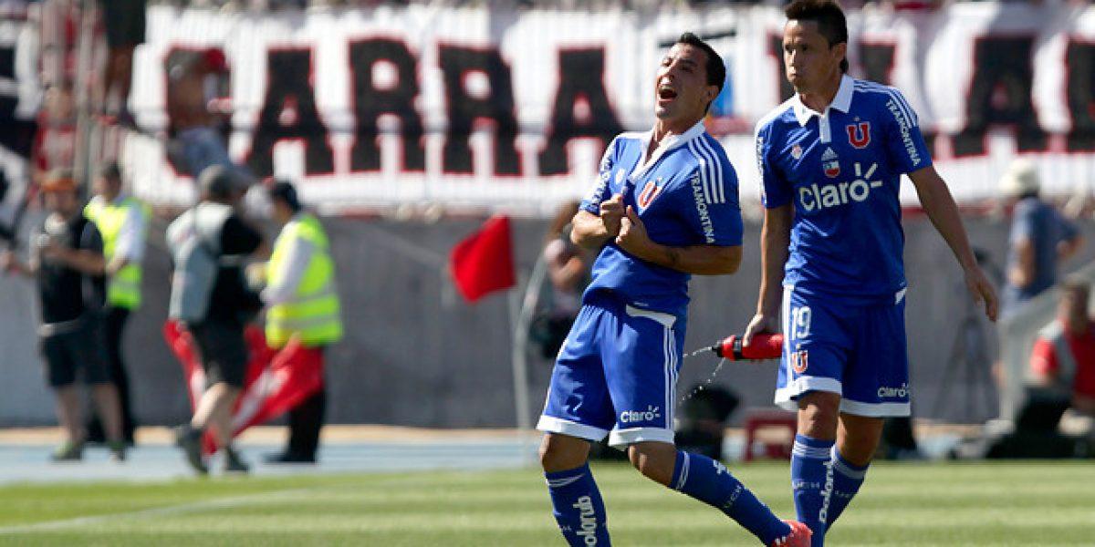 De atrás picó Colo Colo en el Superclásico gracias a Paredes y es líder del Clausura