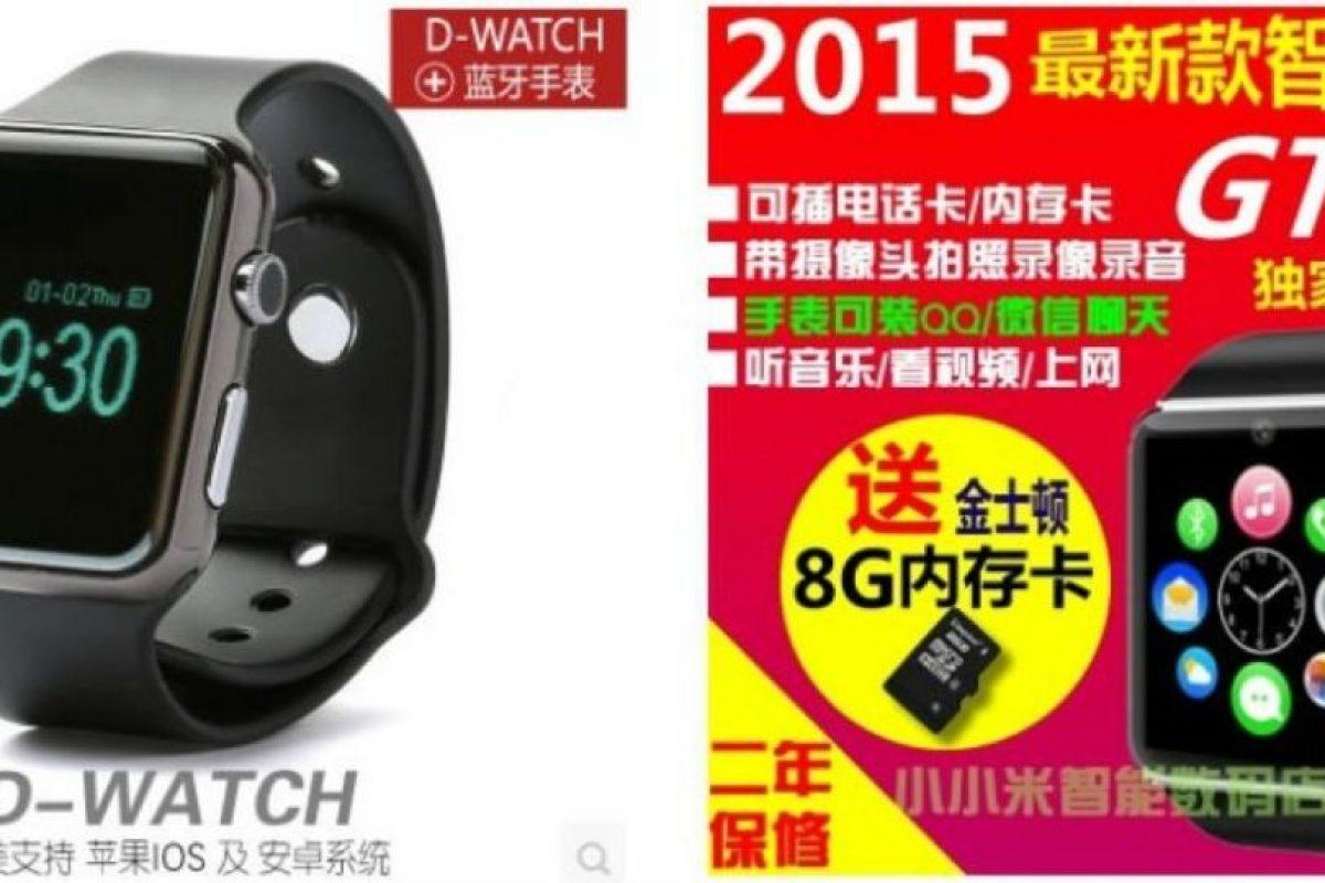 1. Venta de Apple Watch en China antes del 24 de abril Foto:Unocero. Imagen Por: