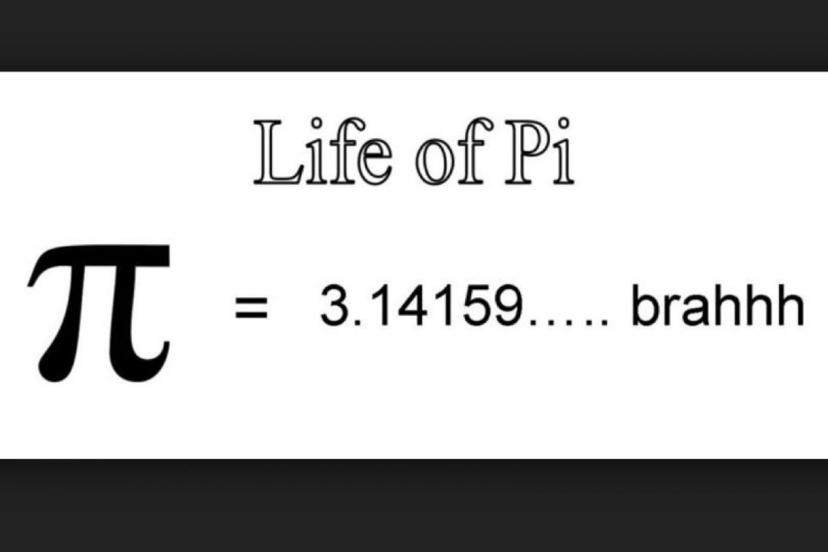 Número irracional… Foto:Tumblr.com/tagged-Pi-Day. Imagen Por: