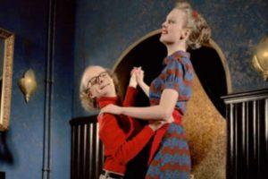 3. Al bailar nunca podrán mirarse a los ojos Foto:Tumblr.com/Estatura-pareja. Imagen Por: