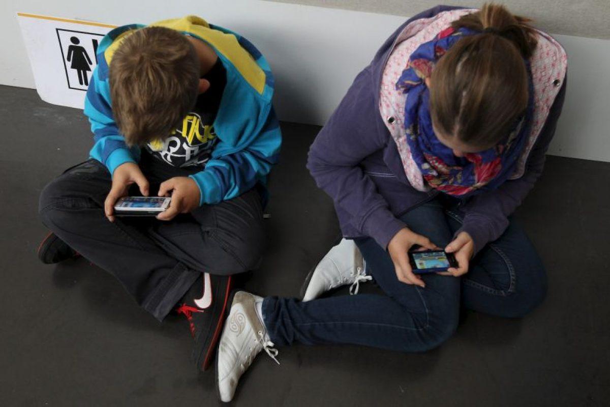 Había quienes sólo publicaban en Twitter en incidente. Foto:Getty Images. Imagen Por: