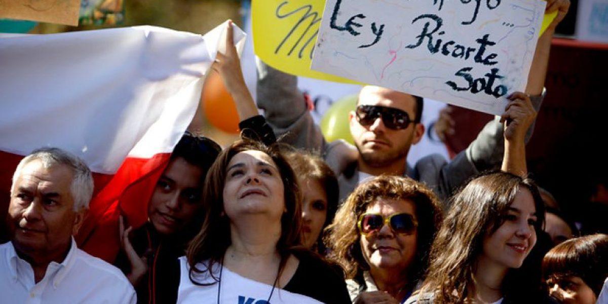Bancada socialista aboga por terminar copago en Ley Ricarte Soto