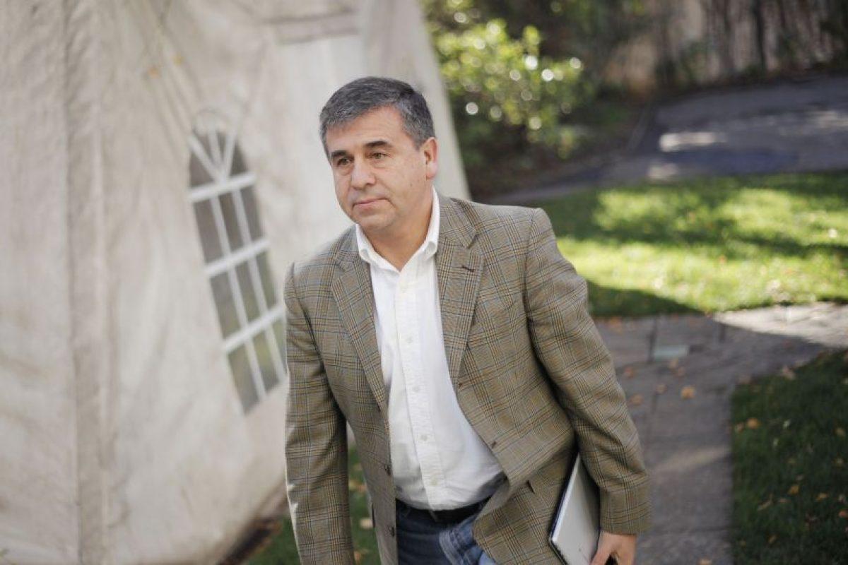 Romilio Gutiérrez Foto:Agencia Uno. Imagen Por: