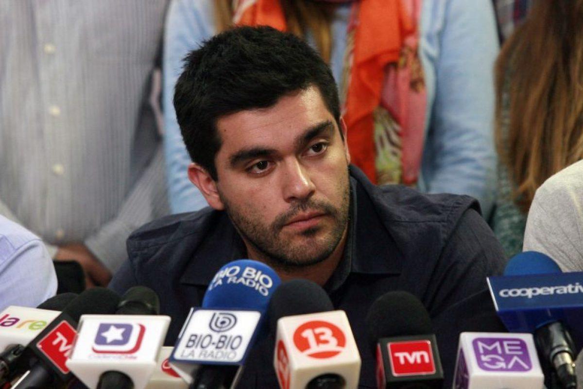 Felipe Cuevas Foto:Agencia Uno. Imagen Por: