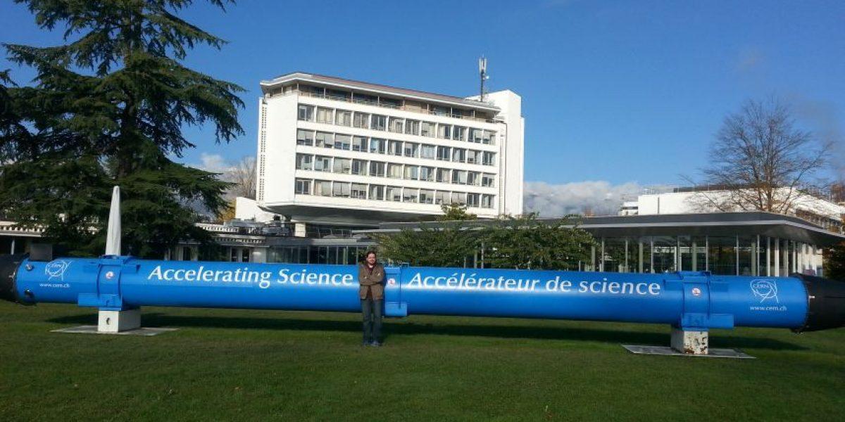 Ingenieros chilenos se suman a experimentos para conocer el origen del universo