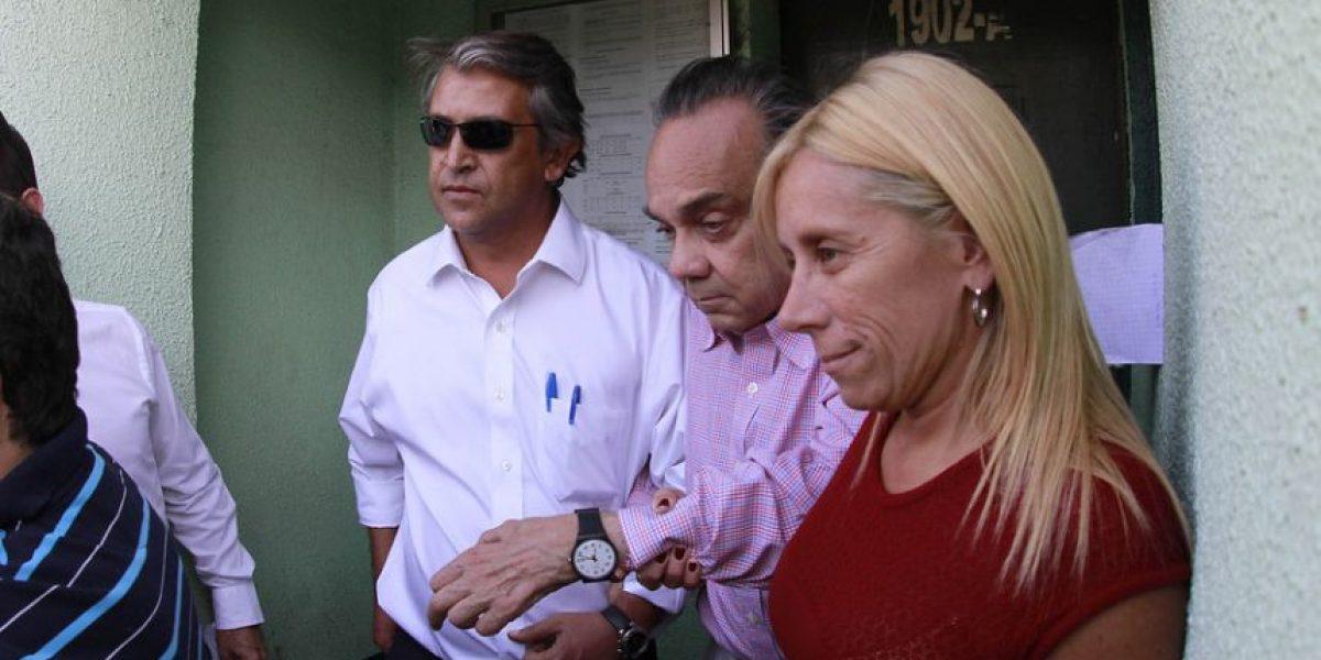 Caso Penta: Revisa el momento en que Hugo Bravo abandonó el Hospital Penitenciario