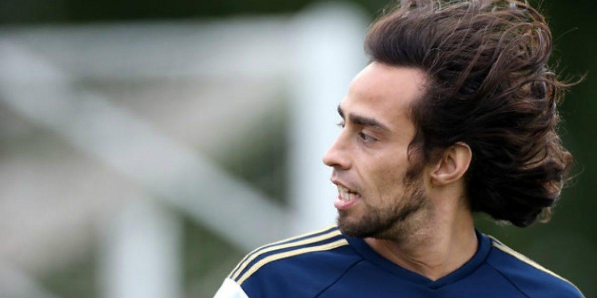 Jorge Valdivia pidió no estar en la Roja para próximos amistosos