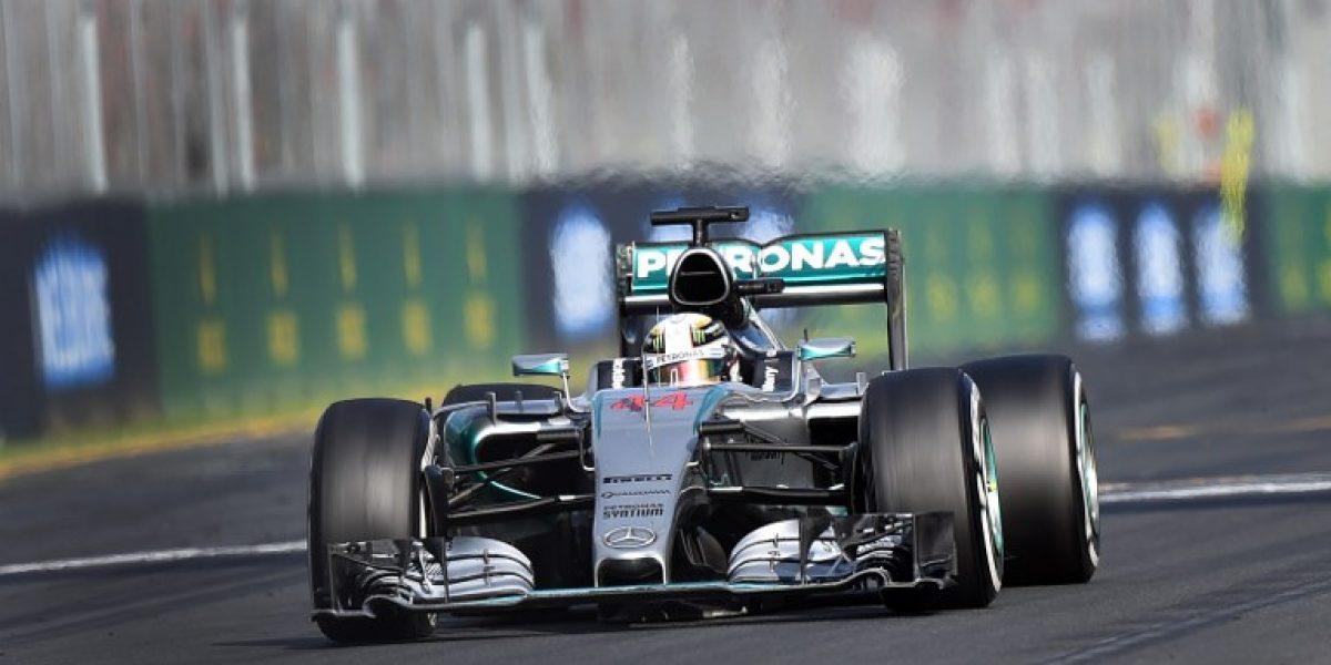 Fórmula 1: Lewis Hamilton se adjudicó el Gran Premio de Australia
