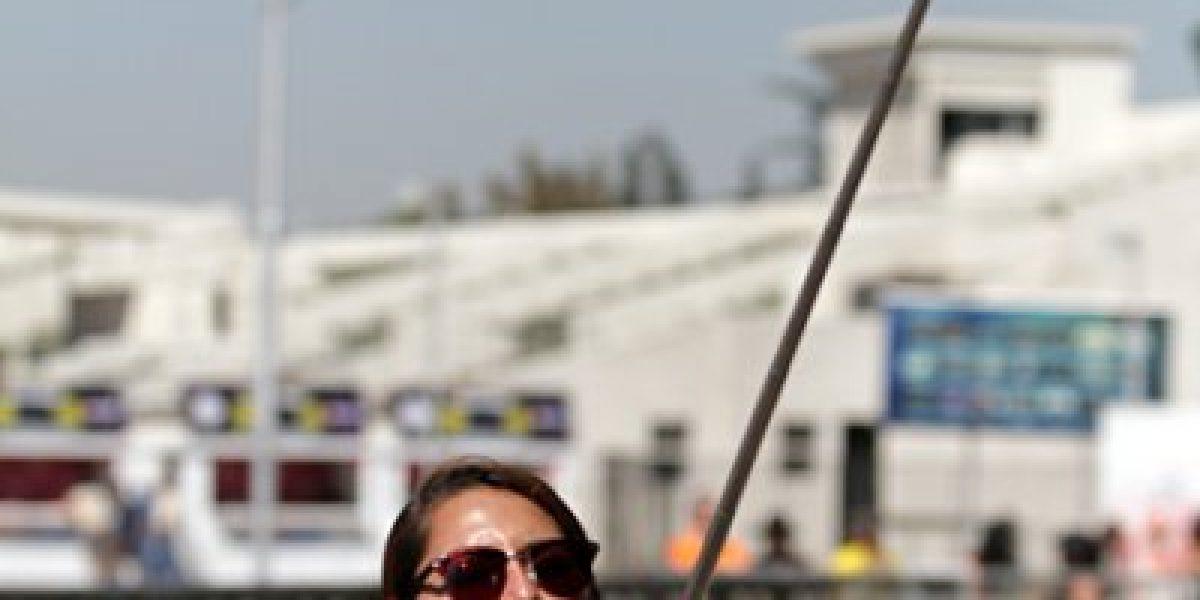 El invitado de la discordia en Lollapalooza: el selfie stick