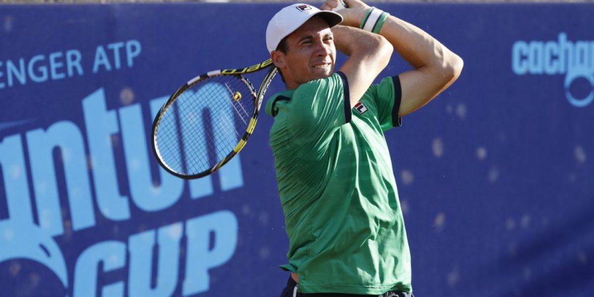 Facundo Bagnis se coronó campeón del Challenger de Santiago