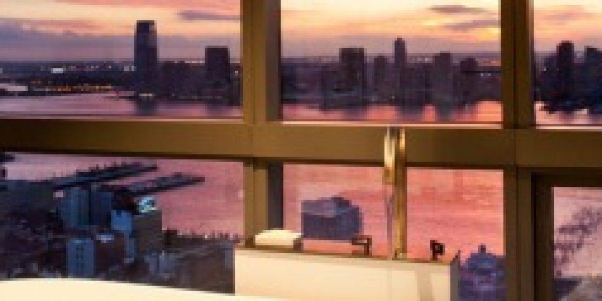 ¡Increíble! Los diez hoteles con la mejor vista desde el baño