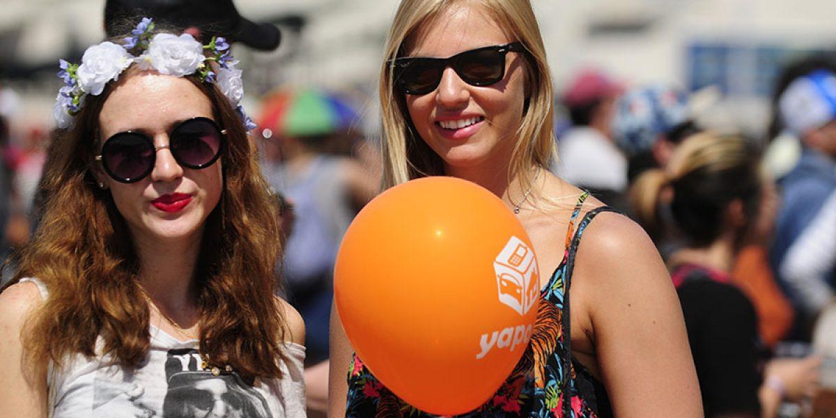 #LollaCL: 60 mil personas disfrutaron de la primera jornada del festival