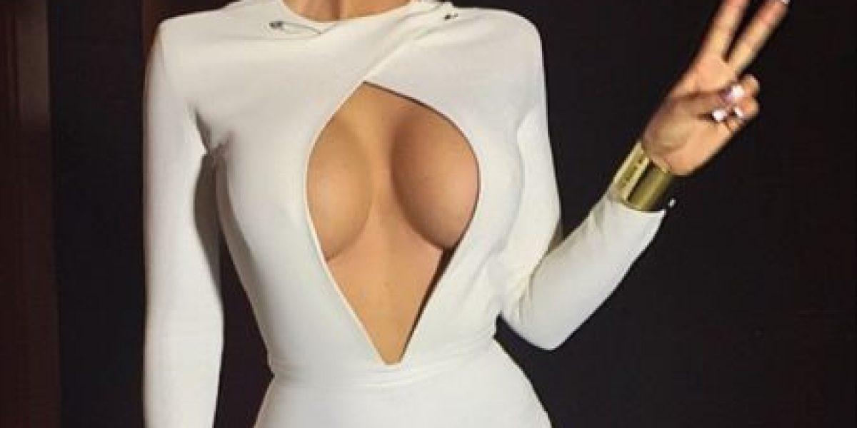 FOTOS: Esta mujer acusa a Kim Kardashian de haber robado su look ¡y sí que se parecen!