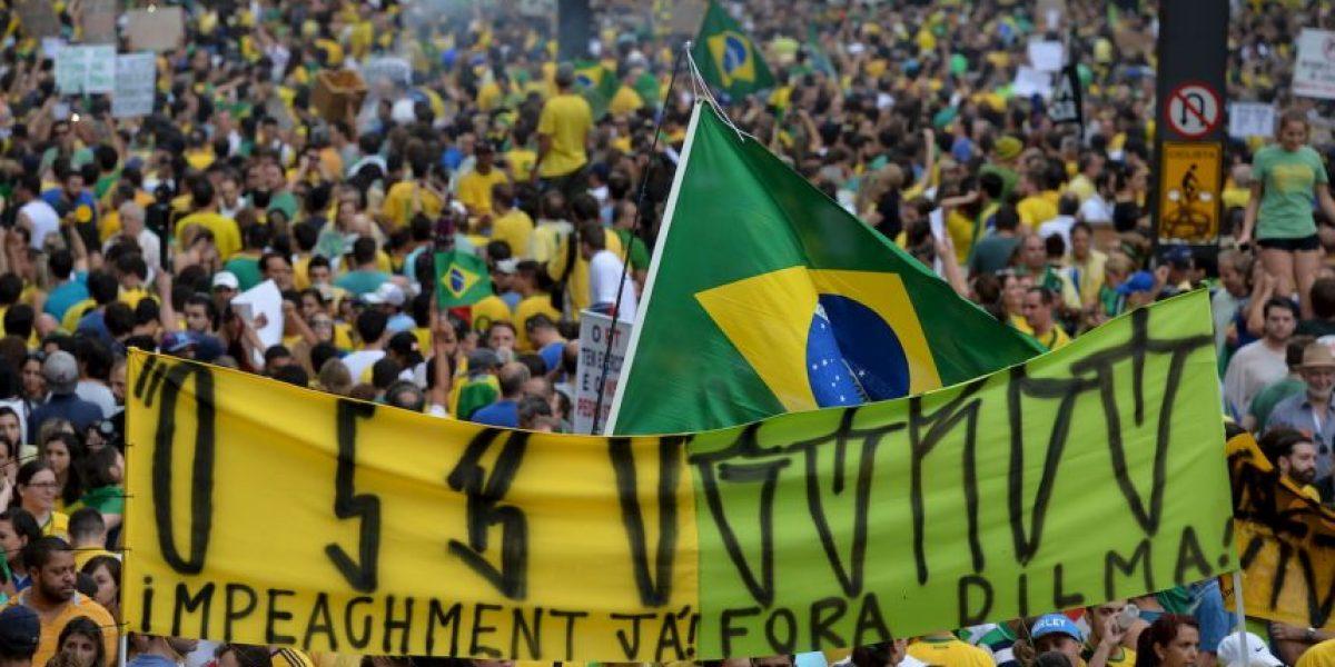 4 puntos para entender las manifestaciones en Brasil