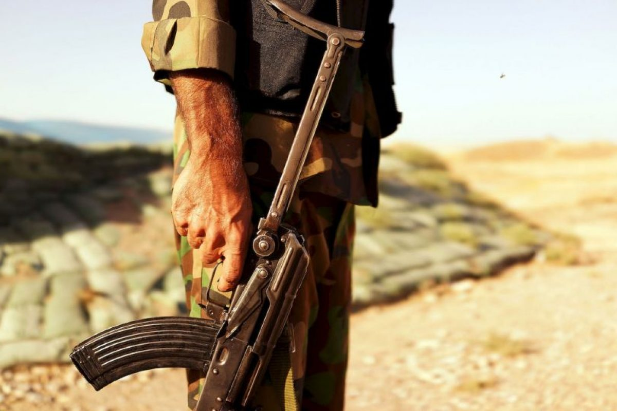 10. De acuerdo a CNN, ISIS gana diariamente de uno a dos millones de dólares. Foto:Getty. Imagen Por: