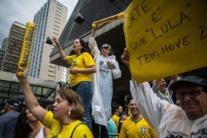 La economía brasileña también pasa por fuertes problemas. Foto:Getty Images. Imagen Por: