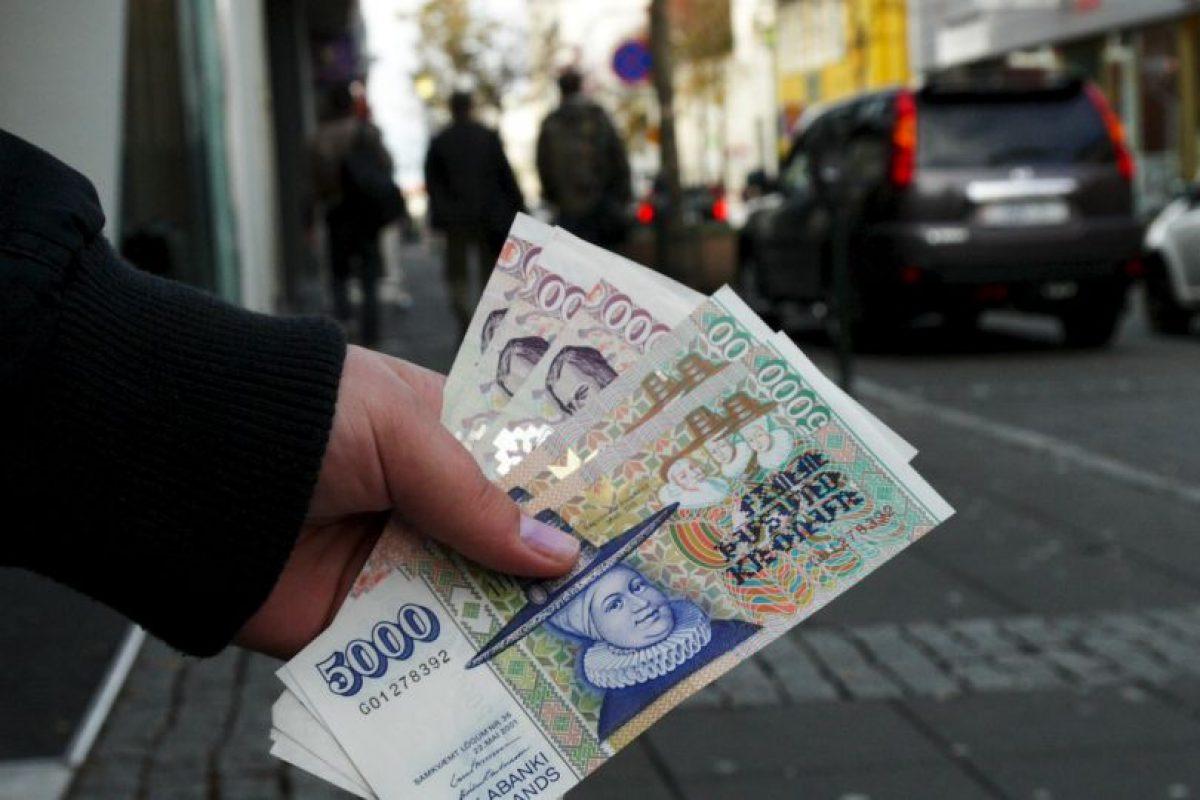 En 2009 Islandia sometió su petición para formar parte de la Unión Europea. Foto:Getty. Imagen Por: