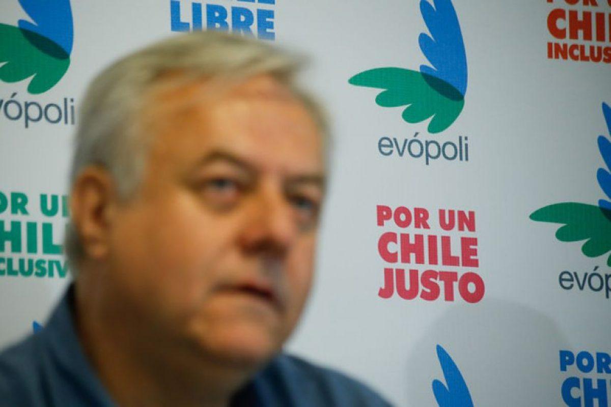 Jorge Saint Jean, secretario general de Evópoli Foto:Agencia UNO. Imagen Por: