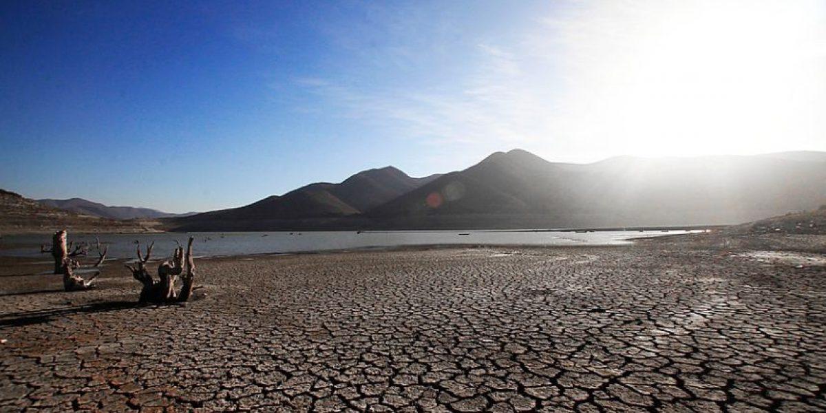 Dramáticas imágenes de la sequía que afecta al sur y al norte de Chile