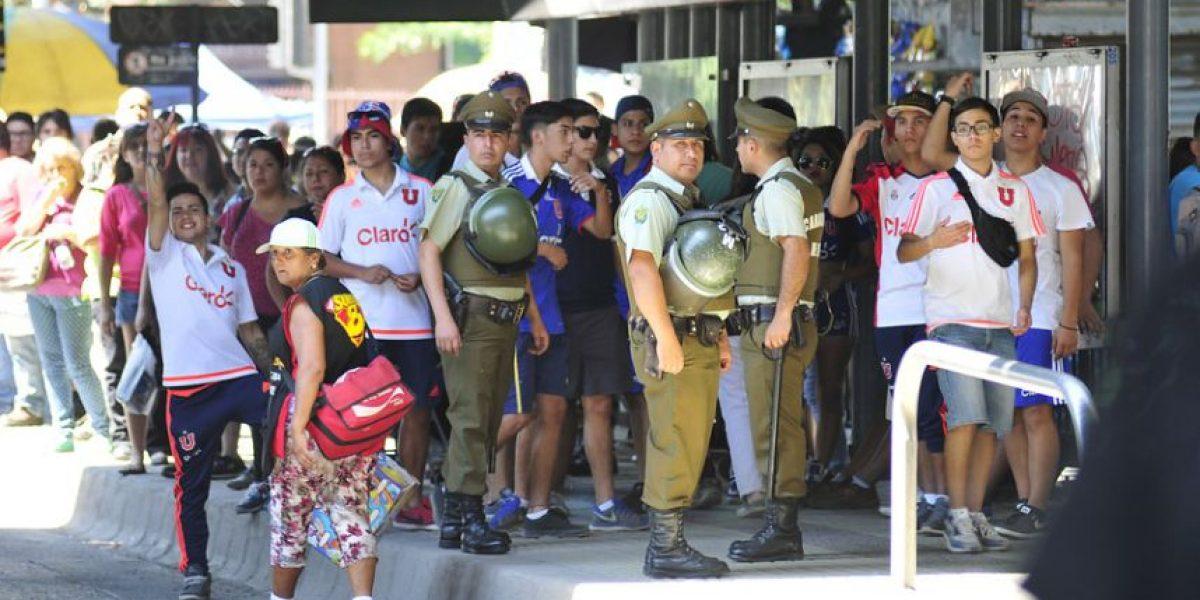 Choferes del Transantiago anuncian paros en la Copa América: el partido lo está ganando la delincuencia