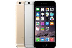 El iPhone es el dispositivo estrella de Apple. Foto:Apple. Imagen Por:
