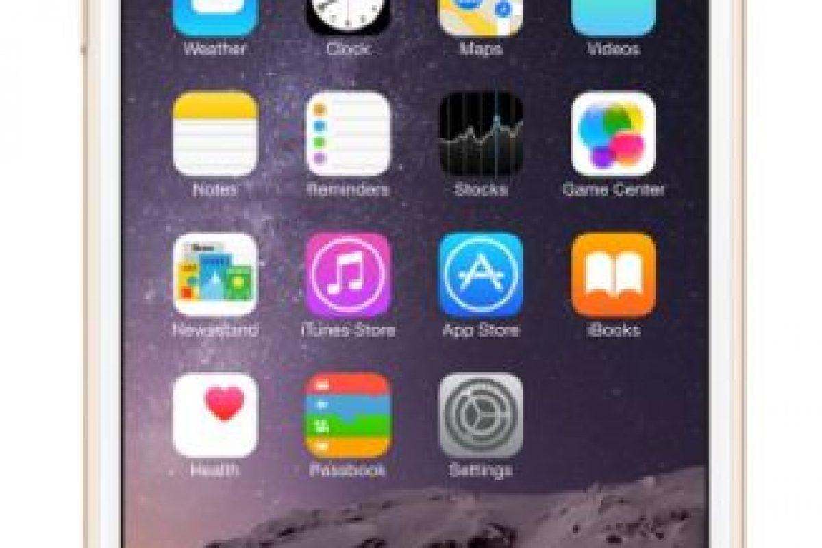 El sensor de huellas dactilares fue introducido en el iPhone 5s. Foto:Apple. Imagen Por: