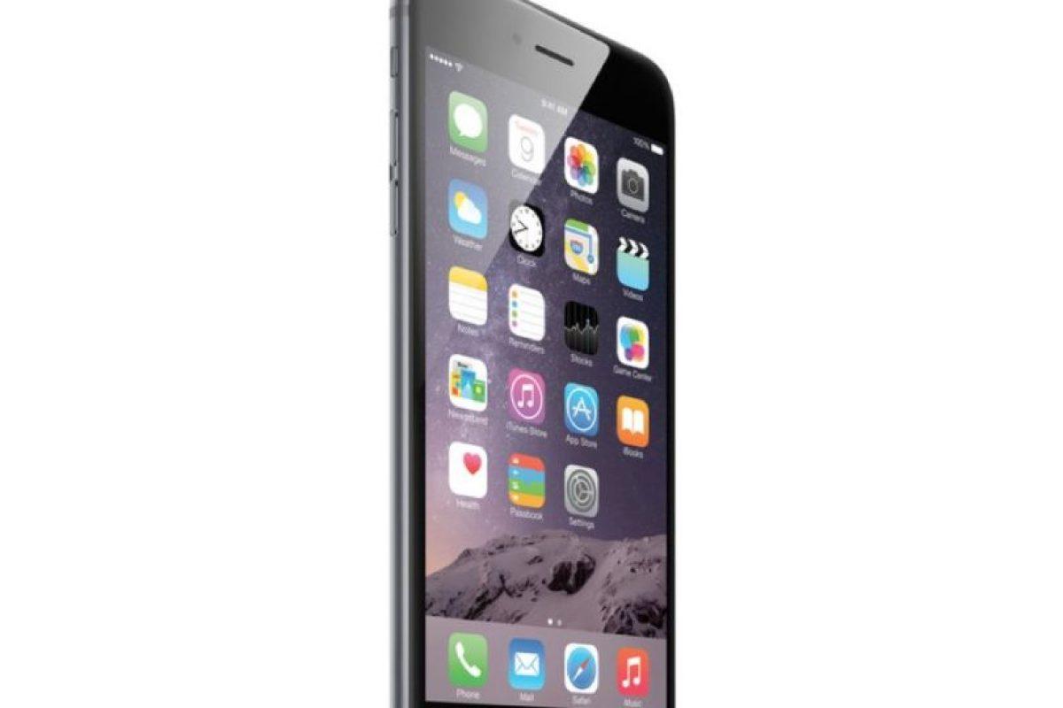 El iPhone únicamente tiene almacenamiento interno. Foto:Apple. Imagen Por: