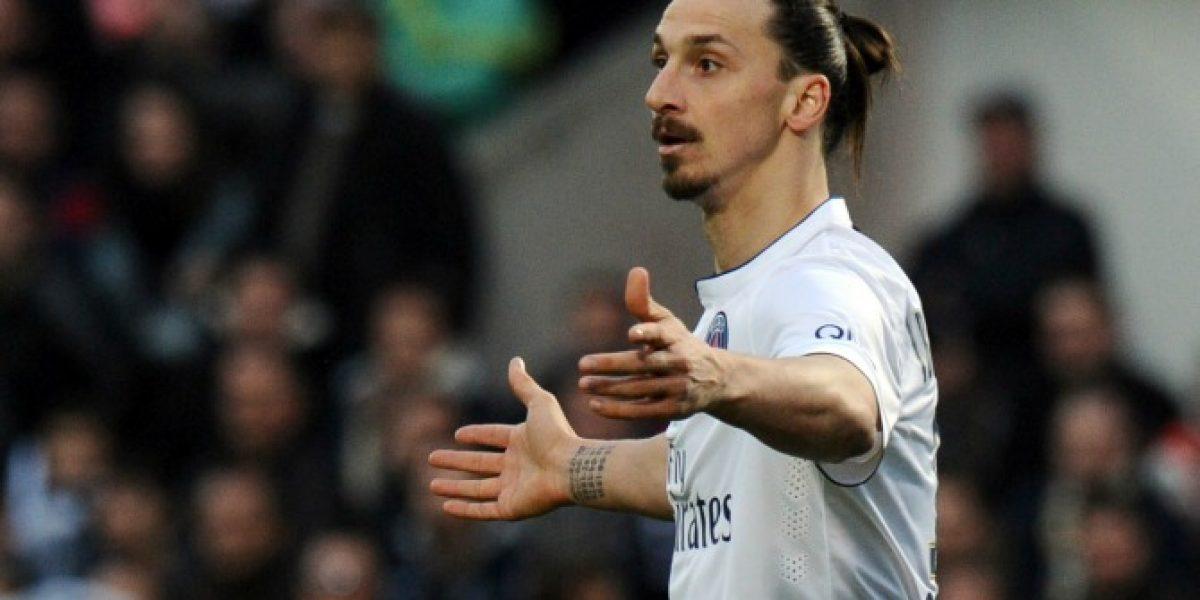 Ibrahimovic se enfrenta a sanciones tras tratar a Francia de