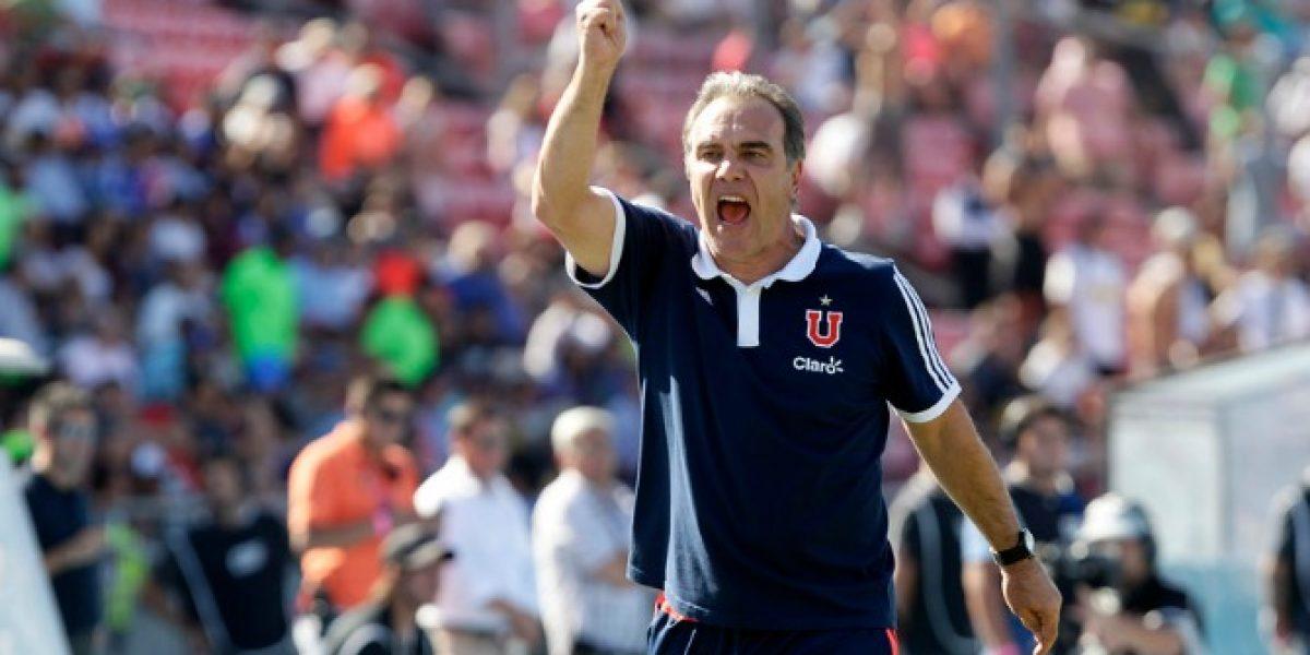 Lasarte descartó altercado entre Herrera y Ubilla: