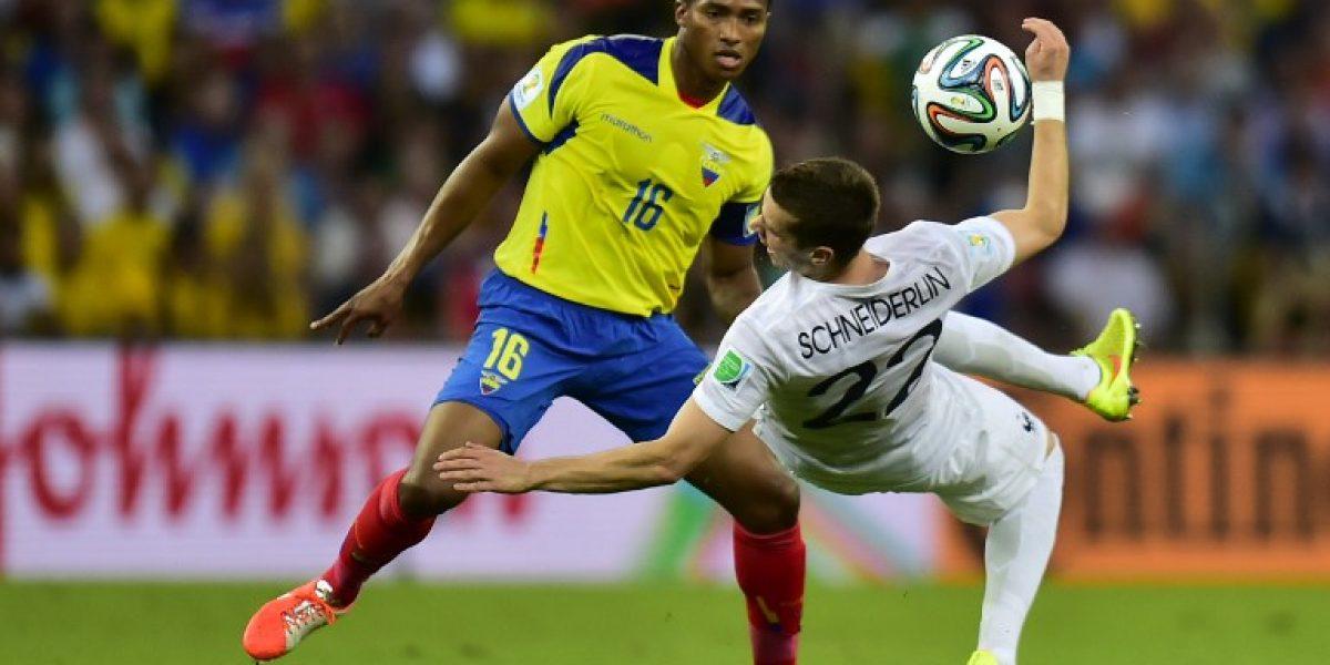 Quinteros hizo su primera nómina como DT de Ecuador que ya piensa en Copa América
