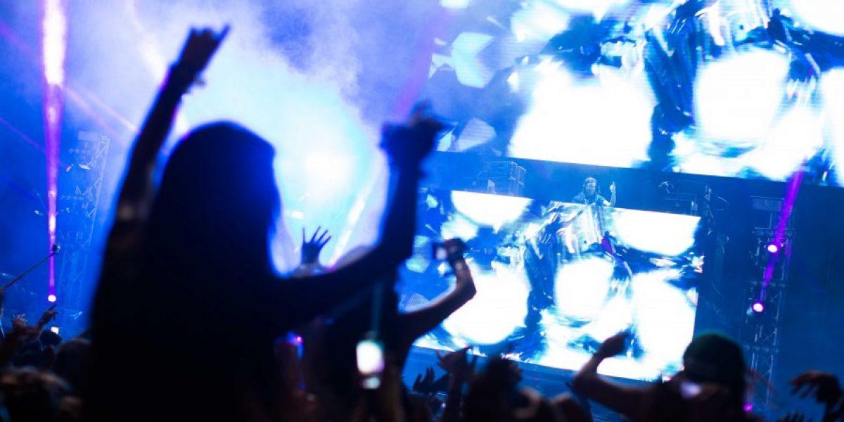 Skrillex y Calvin Harris los reyes de la electrónica en Lollapalooza