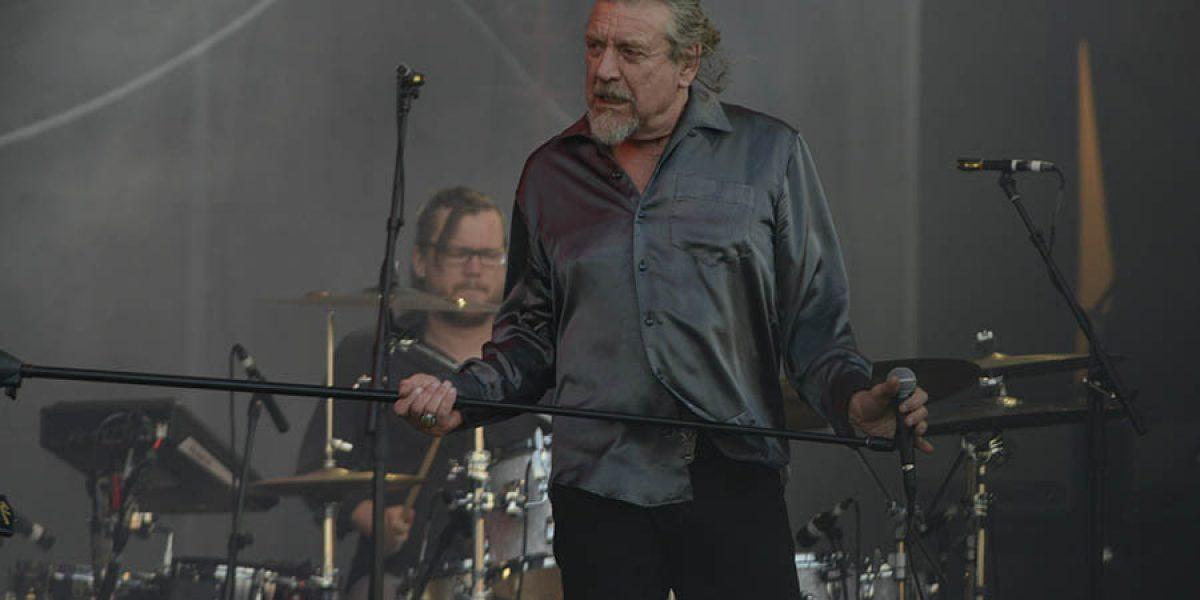 Revive en imágenes las presentaciones de Robert Plant y KOL en Lollapalooza 2015