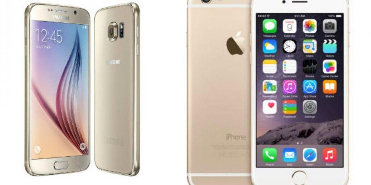 5 aspectos en los que el Samsung Galaxy S6 es parecido al iPhone 6