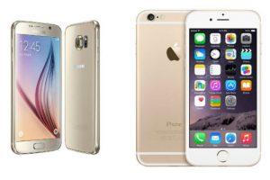 Usuarios aseguran que Samsung ahora se quiere parecer a Apple. Foto:Samsung / Apple. Imagen Por: