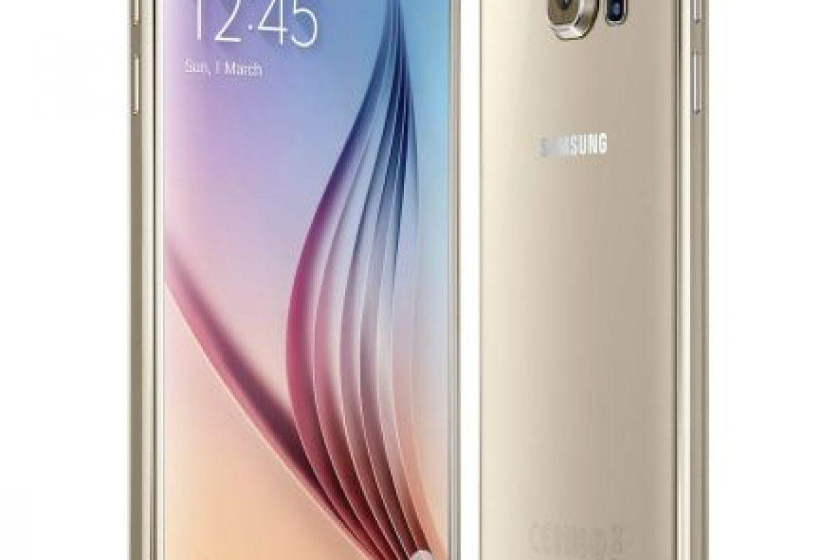 Señalan que el Samsung Galaxy S6 ahora se parece mucho al iPhone. Foto:Samsung. Imagen Por: