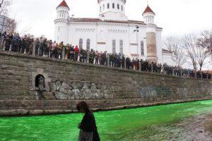 Río Vilna, en Lituania Foto:AFP. Imagen Por: