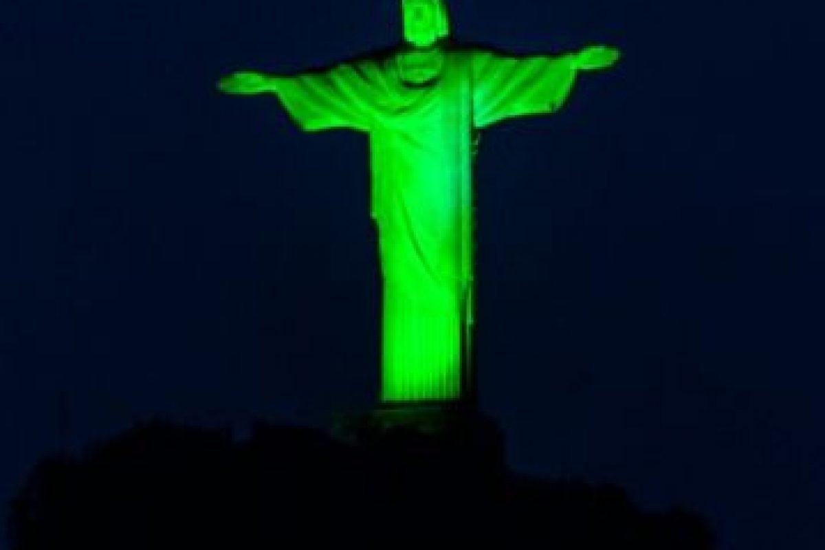 Cristo Redentor – Brasil Foto:AFP. Imagen Por: