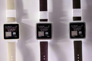Se especula que la pantalla para el Apple Watch 2 sea creada por la empresa Samsung. Foto:Getty. Imagen Por: