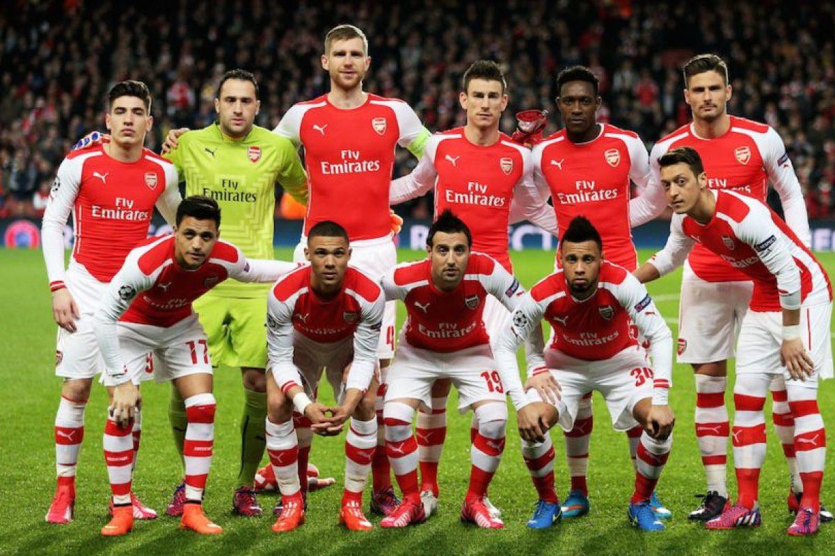 Arsenal quiere pasar a cuartos de final. Foto:Getty Images. Imagen Por: