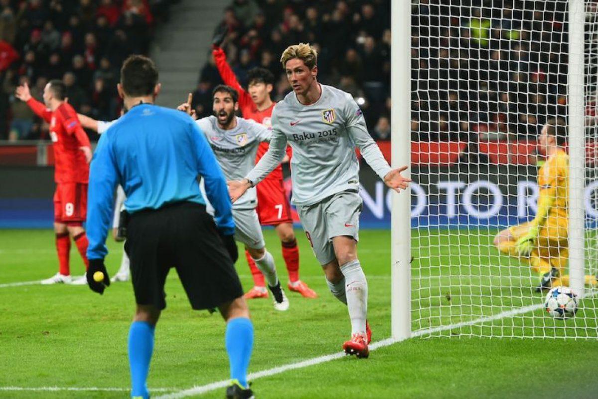 Inclusive le anularon un gol por fuera de lugar. Foto:Getty Images. Imagen Por: