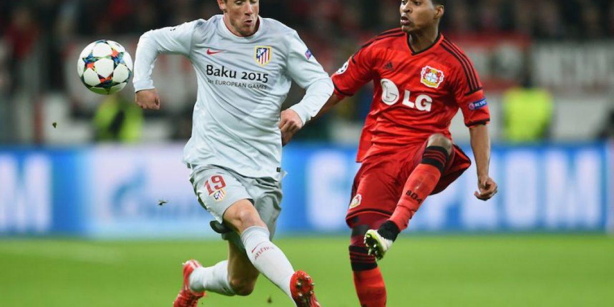 EN VIVO: Atlético de Madrid vs. Bayer Leverkusen (0-1 en la ida)