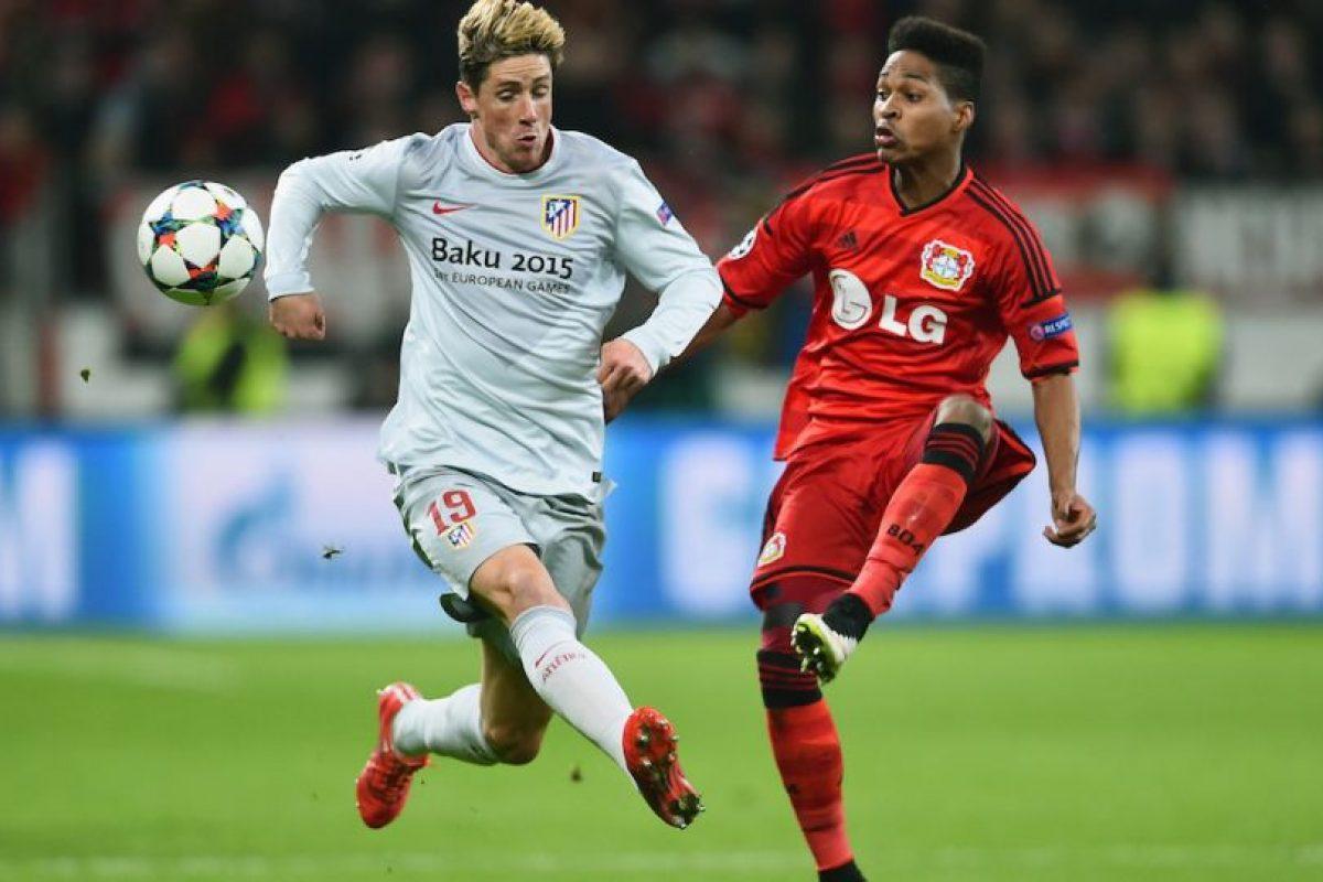 Atlético de Madrid recibe al Bayer Leverkusen en la vuelta de los octavos de final de UEFA Champions League. Foto:Getty Images. Imagen Por:
