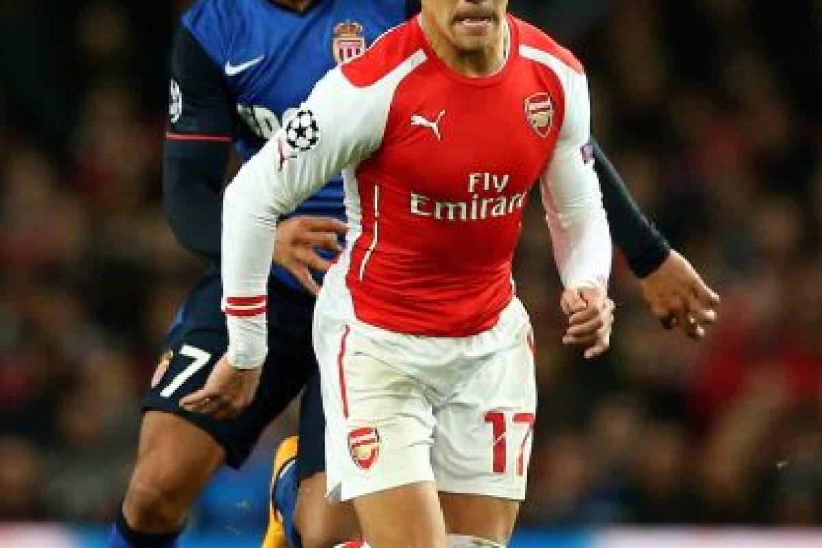 Alexis Sánchez no quiere quedarse en esta ronda. Foto:Getty Images. Imagen Por: