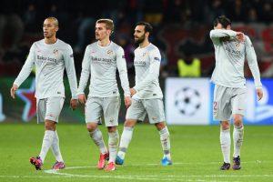 Al final, el Atleti perdió por la mínima como visitantes. Foto:Getty Images. Imagen Por: